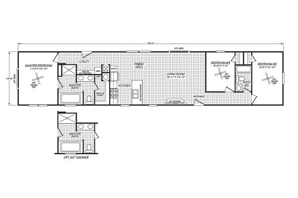 Weston G Model Floorplan